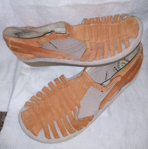 Earth Spirit Strapy Sandals